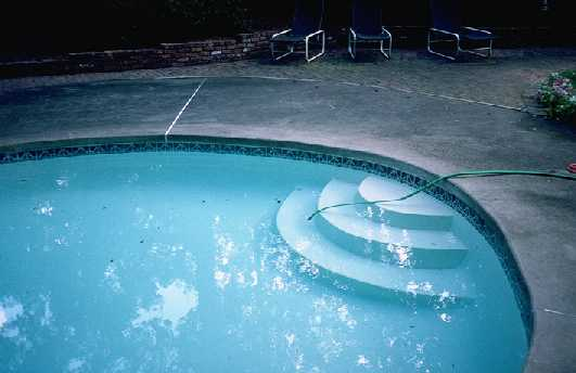 Safety When Swimming Pool Leaking Too Much.